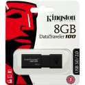Pen Drive USB 3 0 DT100G3 8GB Kingston