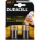 Batterie alkaline ministilo AAA Duracell LR03 MN2400