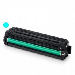 Toner Laser Comp Rig Samsung CLP415 CLT-C504S Ciano