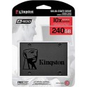 SSD Kingston 240GB SSD A400 SATA3, SA400S37 240G