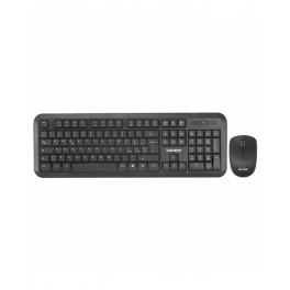Kit Tastiera e Mouse Wireless Vultech KM-820W 1600DPI 2 4GHz