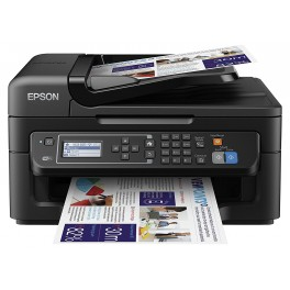 Stampante Multifunzione Inkjet Epson Wifi Fax ADF WF-2630WF