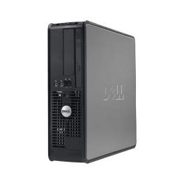 Dell Optiplex 755 sff, Core2duo E7300 2 66GHz, 4GB DDR2, 160
