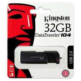 Pen Drive USB 2 0 DT104 32GB Kingston