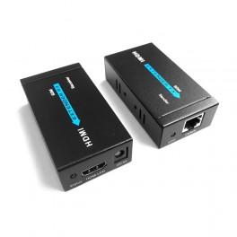 HDMI Extender su LAN Tx e Rx Cat-5e 6 60M - 89091-HDMI60M