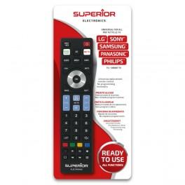 Telecomando Univer Comp per TV e Smart TV varie marche