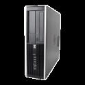 HP Compaq Elite 8100 sff, i5-650, 4GB DDR3, HDD 500GB, W10H