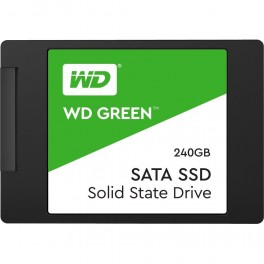 SSD Western Digital Green 240GB SATA3, WDS240G2G0A