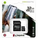SDCS2 32GB microSDHC SDXC UHS-I Calsse 10 Kingston