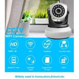 Telecamera IP WiFi 2Mp 1080P 3,6mm Notturna Onvif APP Pan Tl