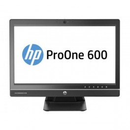 "PC Hp 600 G1, Core i3-4130, Ram 4gb, hdd 500, 21,5"", WIN10Pr"