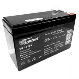 Batteria ermetica al piombo per UPS 12V 7,5Ah