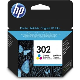 Cartuccia HP 302 F6U65AE Color