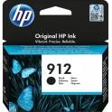 Cartuccia HP 912 3YL80AE Nero
