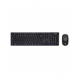 Kit Tastiera e Mouse Wireless Vultech KM-831W 1600dpi 2 4GHz